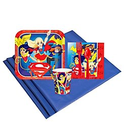 DC® Super Hero Girls 8 Guest Party Pack