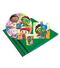 Super Why! 8 Guest Party Pack