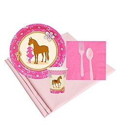 Western Cowgirl Party 8 Guest Party Pack