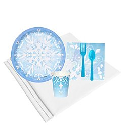 Winter Wonderland 8 Guest Party Pack