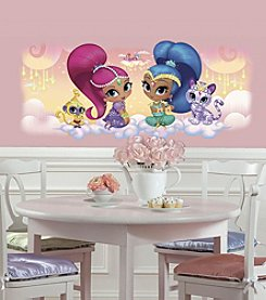 Shimmer and Shine Burst Giant Wall Decal
