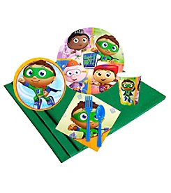 Super Why! 16 Guest Party Pack