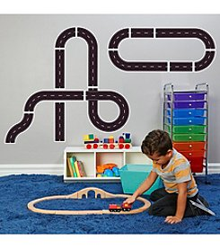 Racecar Racing Party Giant Wall Decal