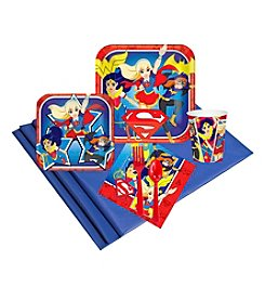 DC® Super Hero Girls 16 Guest Party Pack