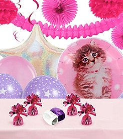 Rachael Hale Glamour Cats Party Decoration Kit