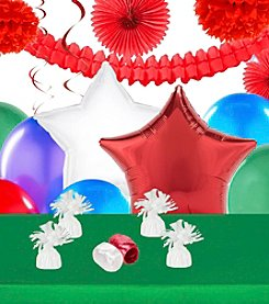 Reindeer Christmas Party Decoration Kit