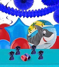 Sharks Decoration Kit