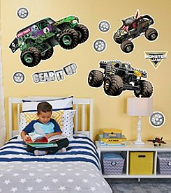 Monster Jam® Giant Wall Decal
