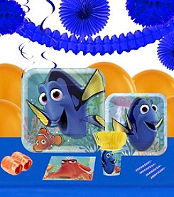 Finding Dory 16 Guest Party Pack with Decoration Kit