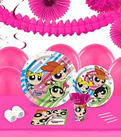 Power Puff Girls® 16 Guest Party Pack with Decoration Kit