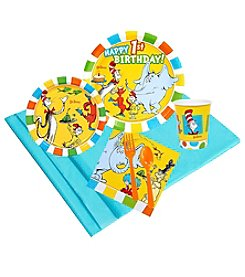 Dr. Seuss 1st Birthday 24 Guest Party Pack