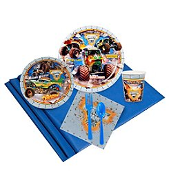Monster Jam 3D® 24 Guest Party Pack