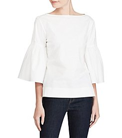 Lauren Ralph Lauren® Cotton Poplin Tunic