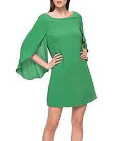 Jessica Simpson Open Sleeve Shift Dress