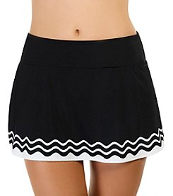 Active Spirit® As Ride The Wave Skirtini Bottoms