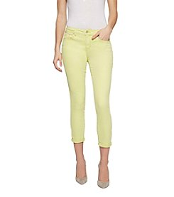 Jessica Simpson Forever Roll Cuff Skinny Jeans
