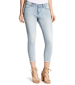 William Rast® Crop Skinny Jeans