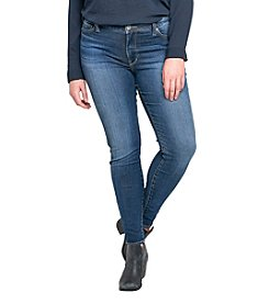 Silver Jeans Co. Plus Size Bleecker Ankle Jeans
