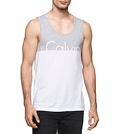Calvin Klein Men's Color Block Tank