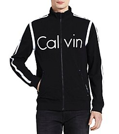 Calvin Klein Men's Rebel Sport Track Jacket