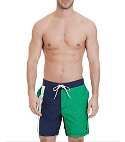 Nautica® Men's Colorblock Trunks