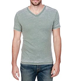 Lucky Brand® Men's Burnout V-Neck Tee