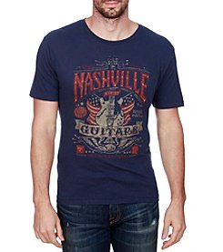 Lucky Brand® Men's Nashville Guitar Graphic Tee
