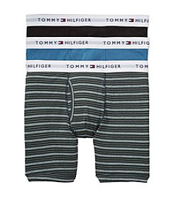 Tommy Hilfiger® Men's 3-Pack Boxer Briefs