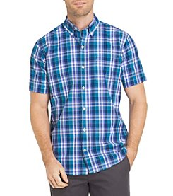 Izod® Men's Short Sleeve Breeze Button Down Shirt