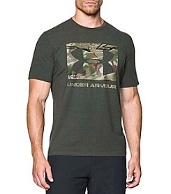 Under Armour® Men's Camo Knockout Logo Tee