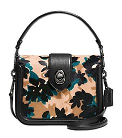 COACH PAIGE CROSSBODY IN PRINTED CALF LEATHER