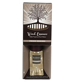 Wood Essence™ Fireside Memories Reed Diffuser