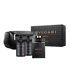 BVLGARI Man In Black Pouch Set (A $142 Value)