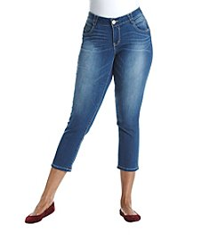 Democracy Plus Size Ankle Jeans