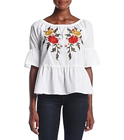Vintage America Blues™ Maddie Crafted Off Shoulder Top