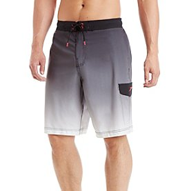 Speedo® Men's Engineered Ombre Board Shorts