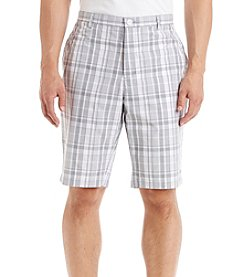 Calvin Klein Men's Plaid Shorts