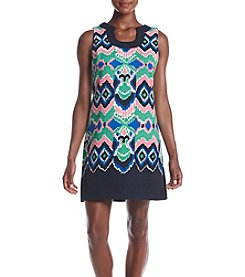 Gabby Skye® Printed Shift Dress