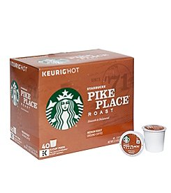Keurig® Starbucks® Pike Place 40-ct. K-Cup Pods