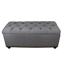 Ore International™ Tufted Ottoman with 3-Piece Seating