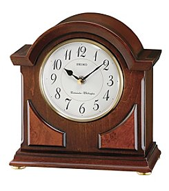 Seiko® Chime Desk and Table Clock