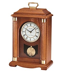 Seiko® Carriage Mantel Clock with Chime