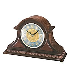Seiko® Chime Tambour Mantel Clock with Volume Control