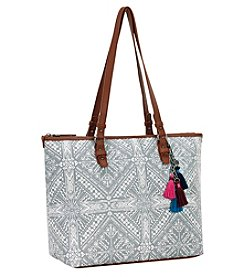 The Sak® Hasley Shadow Palisades Print East West Tote