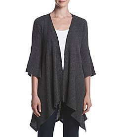 Relativity® Textured Cardigan