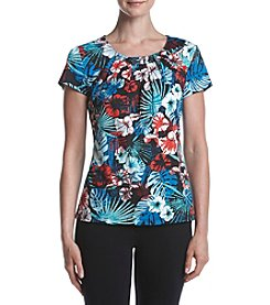 Studio Works® Floral Printed Hardware Top