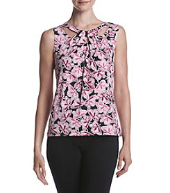 Nine West® Butterfly Criss Cross Cami