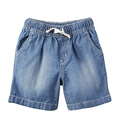 Carter's® Boys' 2T-7 Chambray Denim Shorts