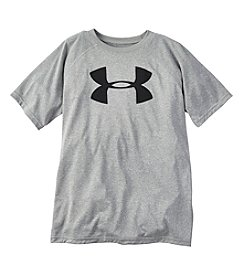 Under Armour® Boys' 8-20 Short Sleeve Logo Tech Tee