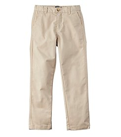 Chaps® Boys' 4-7 Casual Twill Pants